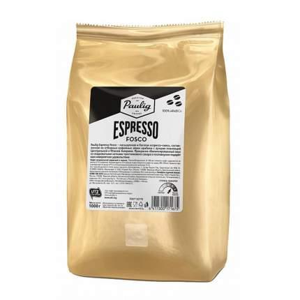 Кофе в зернах Paulig Espresso Fosco 1 кг