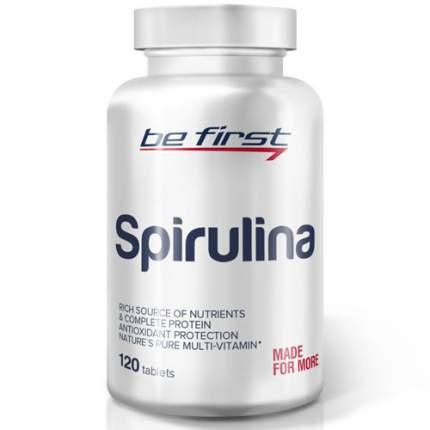 Be First Spirulina (120 таблеток) - спирулина в таблетках