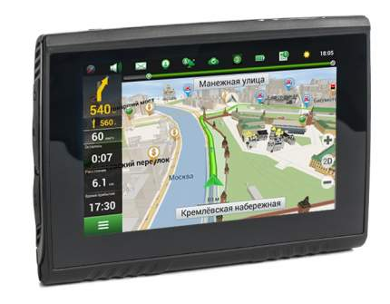 "Навигатор для мотоцикла 5"" AVEL DRC055A Android"