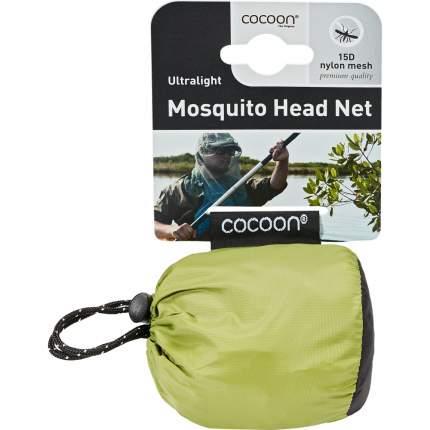 Москитник Cocoon Head Net Ultralight светло-зеленый