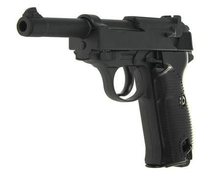 Страйкбольный пружинный пистолет Galaxy  Китай (кал. 6 мм) G.21 (Walther P-38)