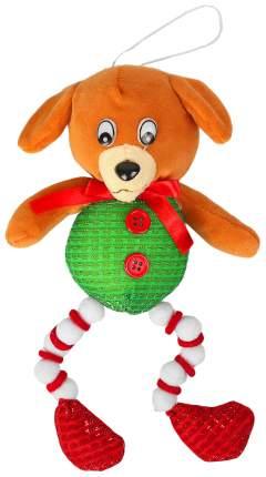 """Мягкая игрушка-подвеска """"Собачка"""", с длинными ножками, 27 см"""