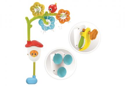 Игрушка водная Yookidoo Мобиль для ванной
