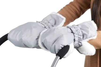 Рукавички для санок Nika РС1 серые