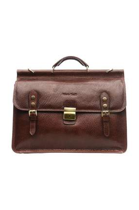 Портфель мужской Roberto Tonelli 0106 коричневый