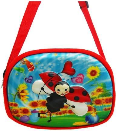 """Детская 3D-сумка """"Божья коровка"""""""