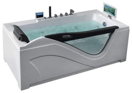 Акриловая ванна gemy g9025 ii c