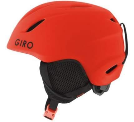 Горнолыжный шлем детский Giro Launch 2019, красный XS