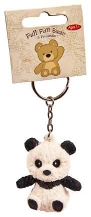 Игрушка-антистресс Junfa toys Тянучка Pull Pull Bear Панда на брелке