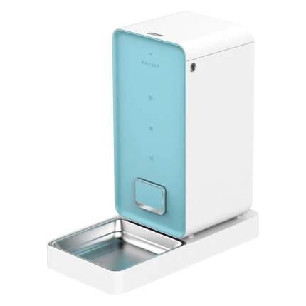 Автоматическая кормушка для собак Petkit Fresh Element Blue, умная, 4л