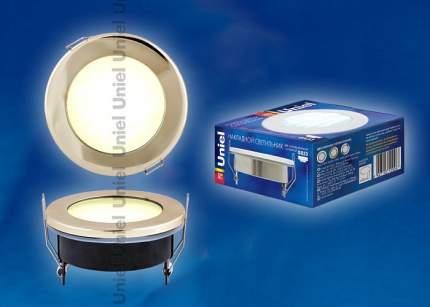 Встраиваемый светильник GX53-9/2700/H5 GOLD IP54 3274