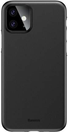 Чехол Baseus Wing  для iPhone 11 Solid Black