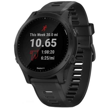Спортивные наручные часы Garmin Forerunner 945 Black