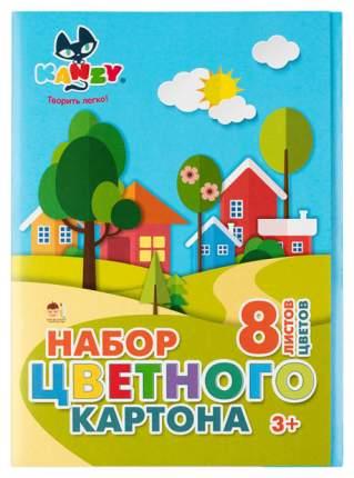 Набор цветного картона Kanzy KNY 030601