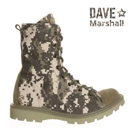 Ботинки для охоты, ботинки для рыбалки Dave Marshall Jungle P-8', 40/40 RU, пиксель фотокамуфляж