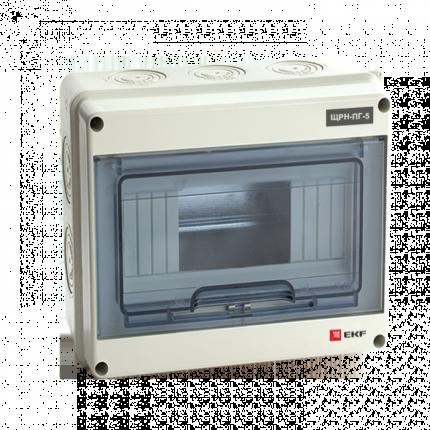 Электрический щиток EKF Pb65-n-pg-5