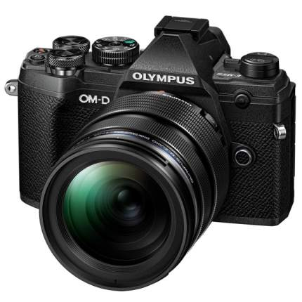 Фотоаппарат системный Olympus E-M5 MarkIII BLK 12-40 PRO BL