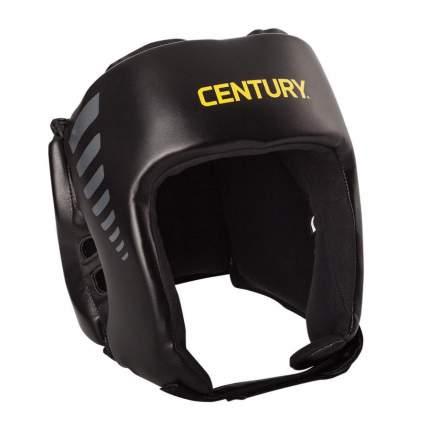 Шлем открытый Century черно-серый