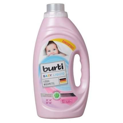 Универсальное средство Burti для стирки детского белья Baby liquid 1.45 л