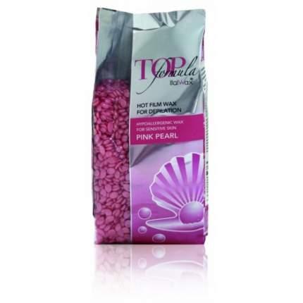Розовый жемчуг в гранулах ItalWax Top Formula Pink Pearl 750 гр