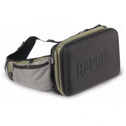 Сумка Rapala Limited Sling Bag Magnum 28 x 42 x 11 см зеленая