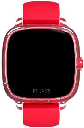 Смарт-часы детские Elari KidPhone Fresh Red
