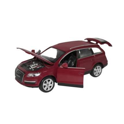 Машинка металлическая Автопанорама 1:24 Audi Q7, JB1251130