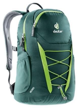 Рюкзак Deuter Go Go зеленый 25 л