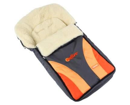 Спальный мешок в коляску Womar Crocus №24 3 Оранжевый