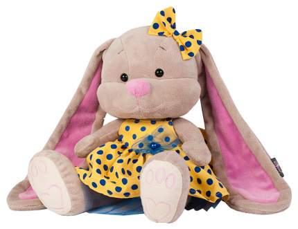 Мягкая игрушка Jack&Lin Зайка Лин в желтом платье, 25 см JL-022-25-КСО