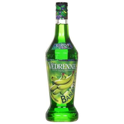 Сироп Vedrenne зеленый банан 0.7 л