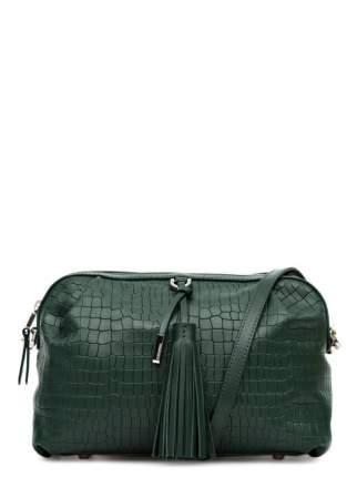 Сумка женская кожаная Eleganzza Z59-181 зеленая