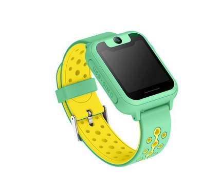Детские смарт-часы Smart Baby Watch X Green