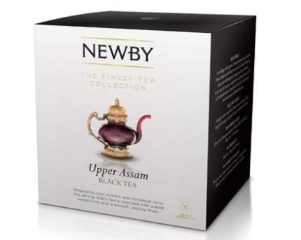 Чай черный Newby верхний ассам 15 пакетиков