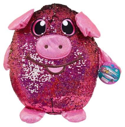 Мягкая игрушка Beverly hills teddy bear свинка в пайетках 35 см SMZ01018/1