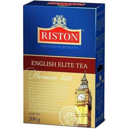 Чай черный листовой Riston элитный английский 200 г