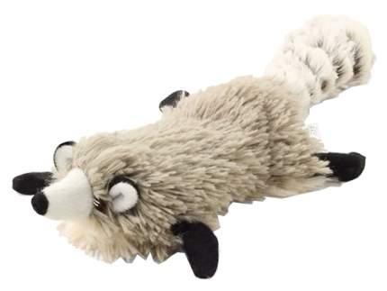 Мягкая игрушка для собак Triol Белка плюш, серая, 41 см