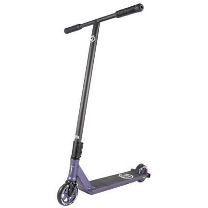 Самокат Tech Team Street Daddy черно-фиолетовый