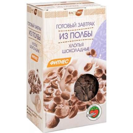 Готовый завтрак из полбы Вастэко хлопья шоколадные 200 г