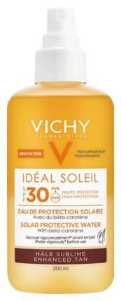 Солнцезащитное средство Vichy Idéal Soleil Protective Solar Water Tan 200 мл