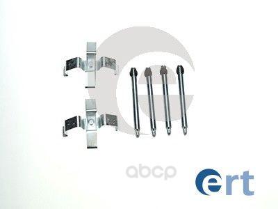 Комплект монтажный тормозных колодок Ert для Ford Escort 95-00/Opel Astra 91-98 420002