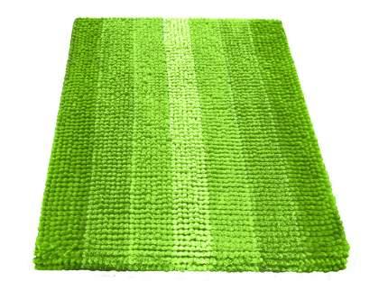 Коврик для ванной MULTIMAKARON зеленый, SHAHINTEX
