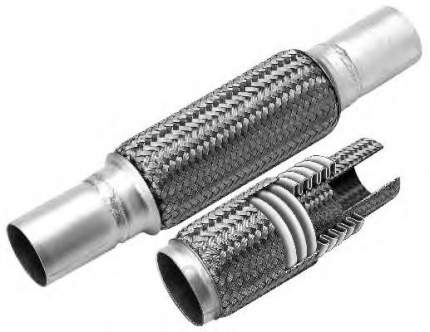 Глушитель выхлопной системы bosal 265305
