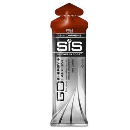 Изотонический гель SiS Go Caffeine Gel, 75 мл, cola