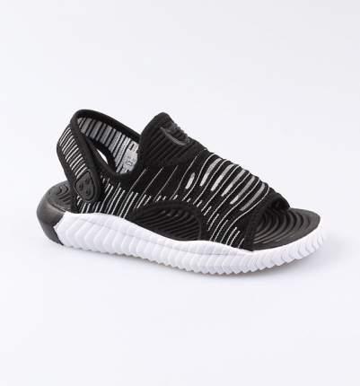 Пляжная обувь Котофей для мальчика р.32 521001-01 черный