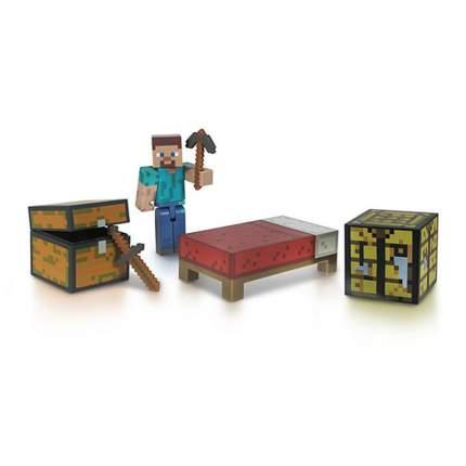 Набор фигурок Jazwares Games: Minecraft: Survival pack