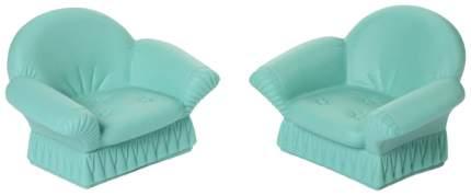 Кресла мягкие для домиков Огонек