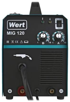 Дуговой сварочный инвертор WERT MIG 120