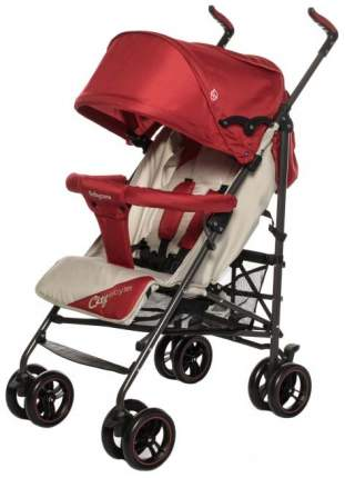 Коляска-трость Baby Care CityStyle 2018 Red BT-109
