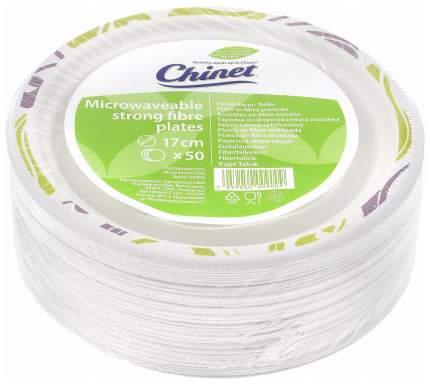Набор одноразовых тарелок Chinetduet ПОС31575 Разноцветный